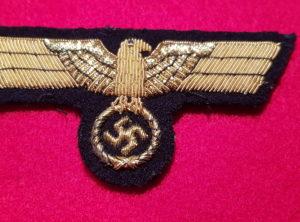 Insigne KriegsMarine Officier Poitrine