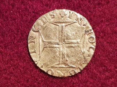 Protugal - Cruzado (500 Reis) - Sebastian
