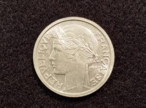 2 Francs Morlon – 1948 B