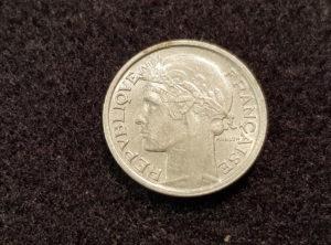 50 Centimes – Morlon – 1947