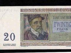 20 Francs – Type 1950 Regnier