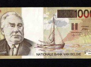 1000 Francs – Type Permeke