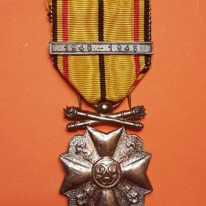 Décoration Civique 1940 - 1945 Belgique