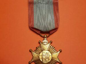 Croix du Centenaire des Télégraphes - 1846 - 1946 - Belgique