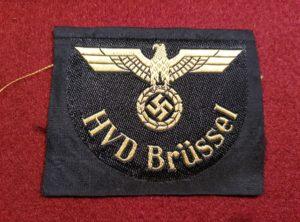 Insigne - Eagle - Aigle - HVD Brüssel