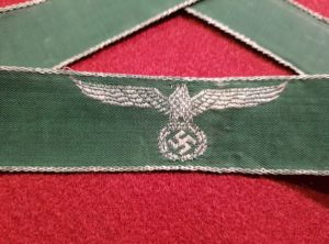 Brassard Allemagne - Nazi - Germany - Douane