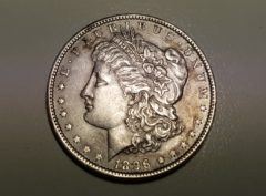 USA - 1 Dollar - 1896 - Morgan