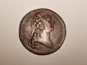 France - Jeton - Louis XVI - 1782