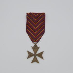 Décoration Belgique - Croix des déportés - 1914-1918
