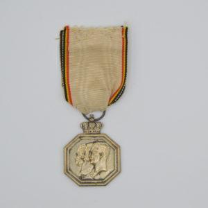Décoration Belgique - Médaille du Centenaire de l'indépendance National - 1830 - 1930