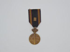 Décoration Belgique - Prisonnier de Guerre 1940-1945