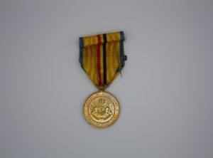 Congo Belge - Médaille de service pour Indigène - Baudouin