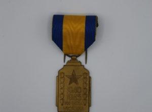 Décoration Belgique - Médaille de 'Effort de Guerre Coloniale 1940-1945 - Janvier 1947