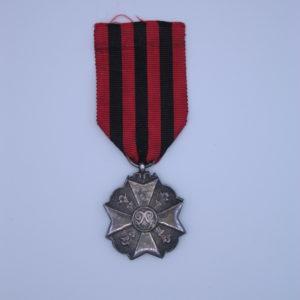 Décoration Belgique - Médaille Civique Ancienneté de Service Administratif