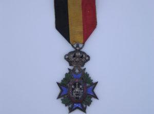 Décoration Belgique - Travail - Union Professionnelle - 2ème Classe
