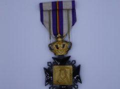 Décoration Belgique - Croix Commémorative de la maison du Roi Albert - 1934