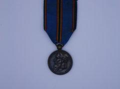Décoration Belgique - Médaille Société Royale protectrice des animaux