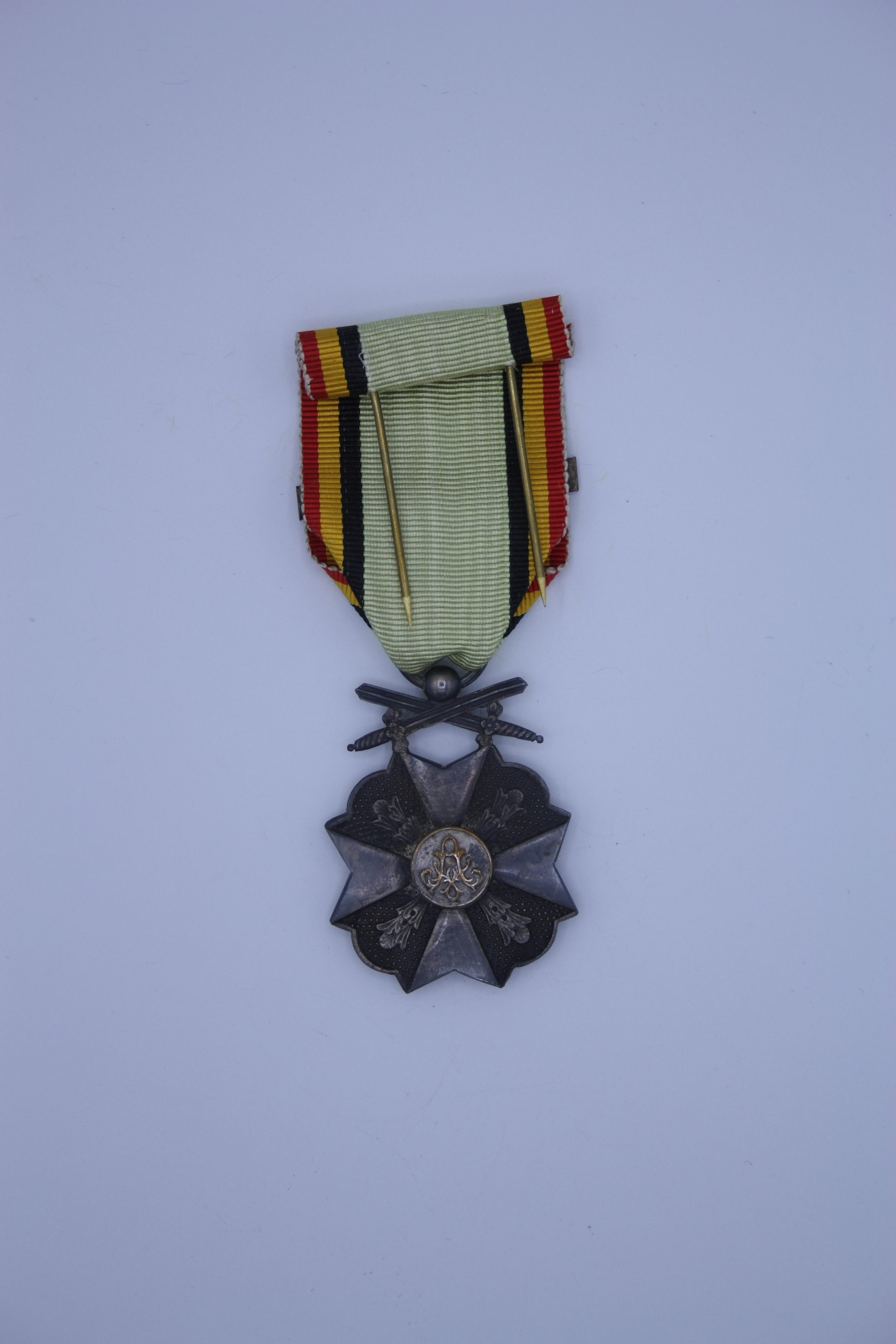 Décoration Belgique - Décoration Civique - 1914 - 1918