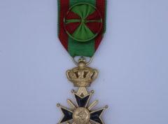 Décoration Belgique - Croix Militaire - Officier