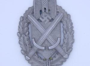 Militaria - Insigne Allemand - Prix de Tir - Wehrmacht heer lanyard shooting