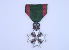 Décoration Belgique - Croix 25ème anniversaire du Règne de Léopold Premier 1856