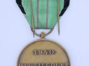 Résistant Civil – 1940 – 1945