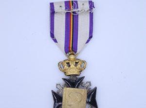 Croix commémorative de la Maison du Roi Albert 1934