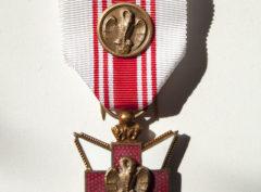 Décoration de la Croix Rouge