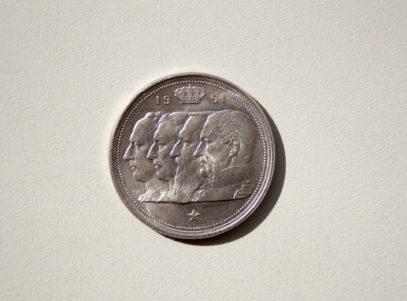 100 Frank Belgique 1951