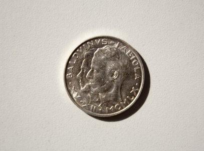 50 Francs Belgique 1960