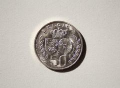 50 Francs 1960