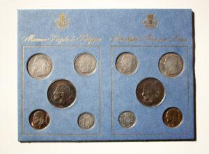 Monnaie Royale de Belgique 1975