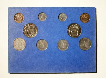 Monnaie Royales de Belgique 1975
