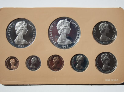 Coinage of the Cook Islands 1978
