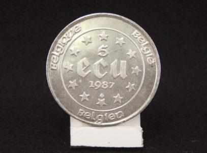 5 ECU - 1987