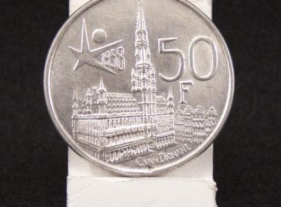 50 Franc Expo58
