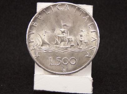 500 Lire Italie