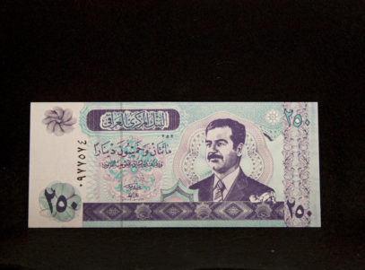 250 Dinars - Iraq