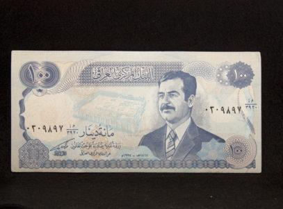 100 Dinars Iraq