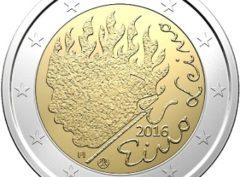 2€ Finlande 2016