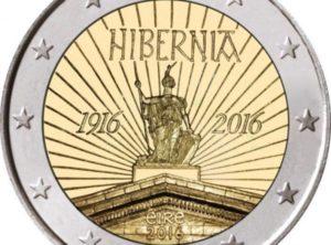 2€ Irlande 2016