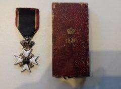Croix Commémorative des volontaires de 1830