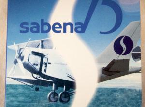 Set de Belgique – 1998 Sabena