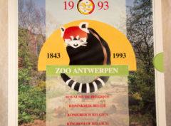 Set Belgique 1993 Zoo Antwerpen