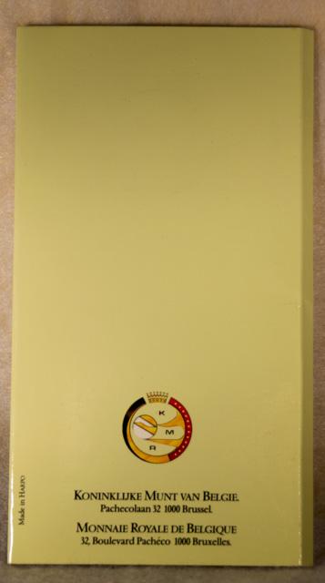 Set - Médaille commémorative du Roi Albert II