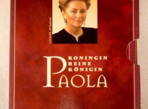 Set – Belgique Paola 60ans