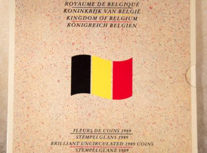 SBE - Belgique 1989