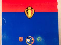 Set Belgique 1994 – Football
