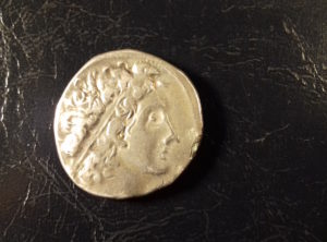 Tetradrachme – Ptolomée XII