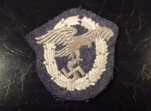 Badge Pilote Luftwaffe